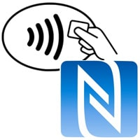 EMVCo's contactless symbol and the NFC Forum's N-Mark