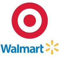 Target and Walmart