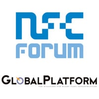 NFC Forum and GlobalPlatform