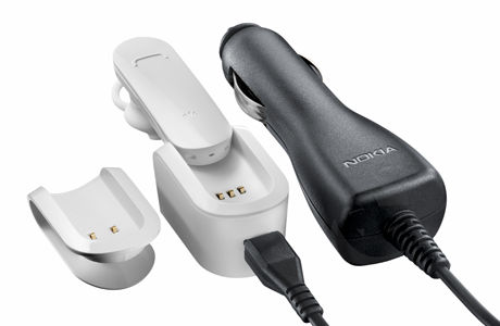 Nokia's BH-310 NFC-enabled Bluetooth headset