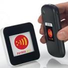 A Paybox NFC terminal