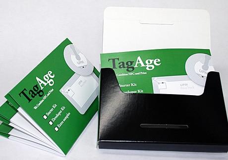 TagAge's NFC Developer Kit