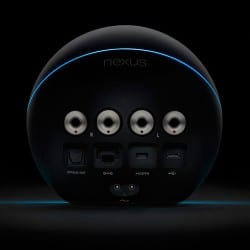 Google Nexus Q NFC-enabled streaming device