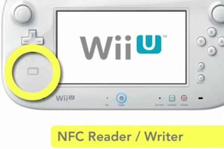 Nintendo's Wii U has NFC - and a new NFC logo