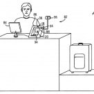 Figure 4 from Apple's iTravel patent, US 8,215,546