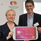 Deutsche Telekom and MasterCard