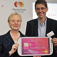 Deutsche Telekom and MasterCard