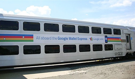 The Google Wallet Express