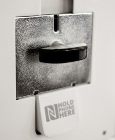 Razorfish's NFC gum machine