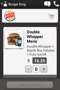 Turkcell and Burger King