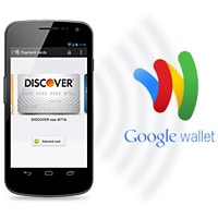 Discover jumps into Google Wallet