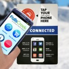 Falls Creek is using NFC tags to direct visitors to information