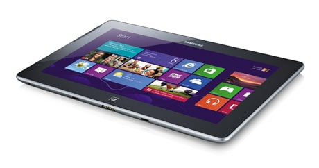 Samsung's Ativ Tab is a Windows 8 tablet with NFC