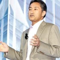 Sony CEO Kazuo Hirai