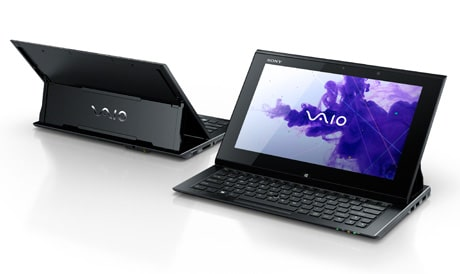 Sony Vaio Duo 11 Ultrabooks