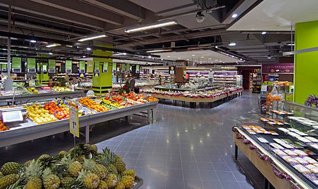 This Casino supermarket in Paris is to be fully NFC enabled