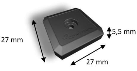 Confidex Ironside Micro NFC tag
