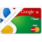 Google Prepaid Card