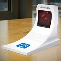 LevelUp's NFC-enabled POS terminal