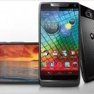 The Motorola Razr i comes with NFC