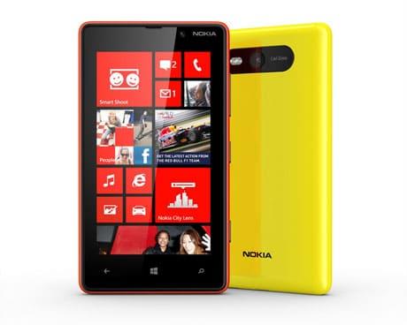 Nokia's Lumia 820