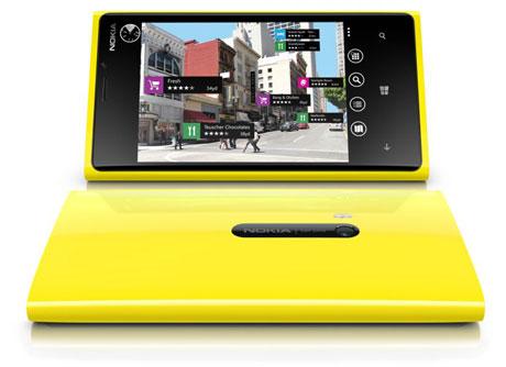Nokia's Lumia 920