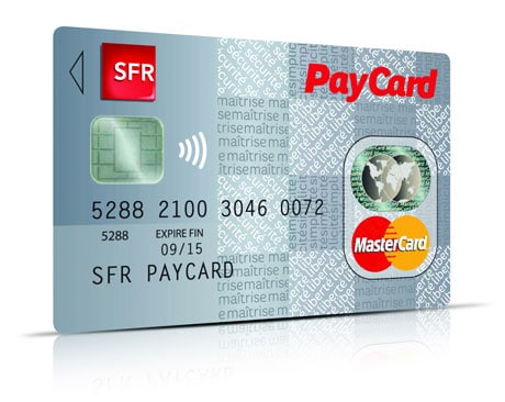 SFR PayCard is the network's first step towards NFC payments