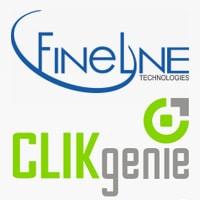 FineLine and Clikgenie
