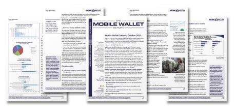 Mobile Wallet Outlook-, October 2012