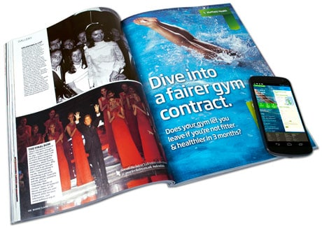 Marie Claire is to run the UK's first NFC magazine ad