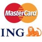 Mastercard and ING