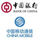 Bank Of China and China Mobile