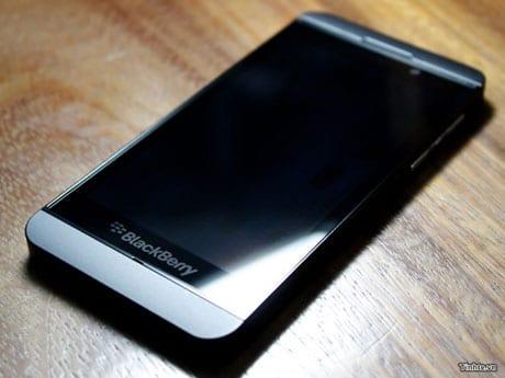 BlackBerry's L-Series 'London'