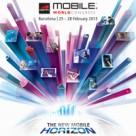 "Mobile World Congress 2013 - ""The new mobile horizon"""