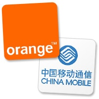 Orange and China Mobile
