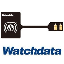 Watchdata's SIMpass SIM+antenna NFC solution