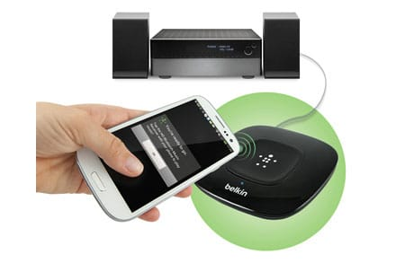 Belkin G3A2000 HD Bluetooth Music Receiver