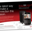 Rogers' customer magazine features an NFC-enabled advert