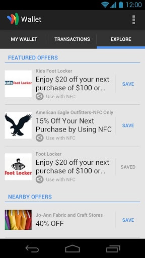 google-wallet-featured-offers