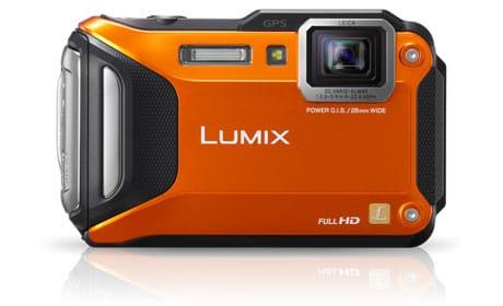 Panasonic Lumix TS5/FT5