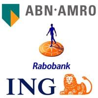 ABN Amro, Rabobank and ING