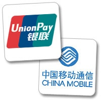 China UnionPay and China Mobile