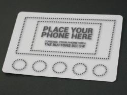 """Gema Touch's Gema Tag NFC """"super tag"""""""