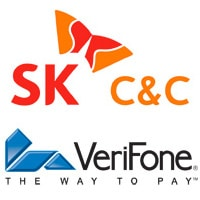 SK C&C and Verifone