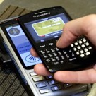 Using the Telefonica's NFC mobile wallet