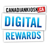 Canadian Kiosk Digital Rewards