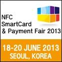 NFC, Smartcard & Payment Fair 2013