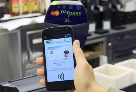 Carta Worldwide's NFC mobile wallet