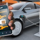 Continental's NFC mobile keys used in electric car sharing pilot