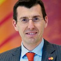 MasterCard's Jorn Lambert